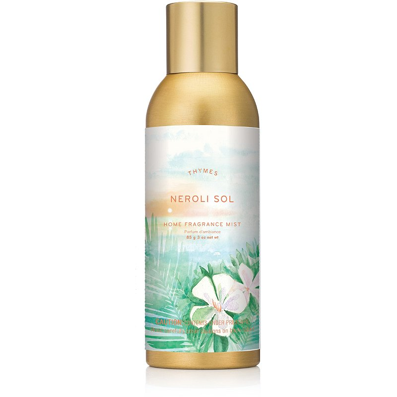 Neroli Sol Home Fragrance Mist