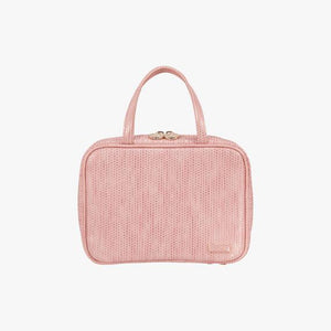 Aruba Pink ML Traveler Makeup Bag
