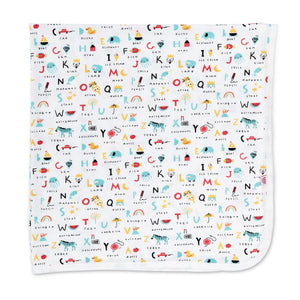 ABC Love Modal Swaddle