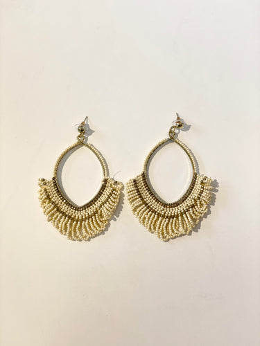 Dia Ivory Earrings