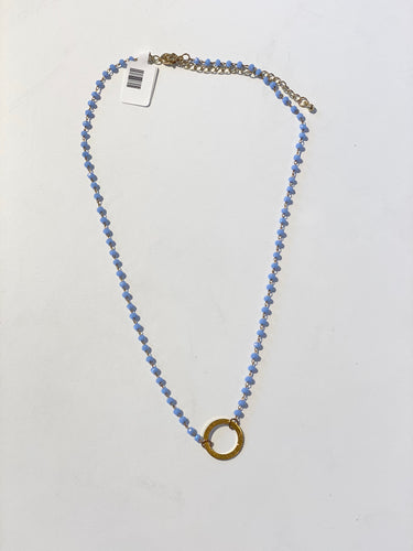 Rosary Chain Necklace