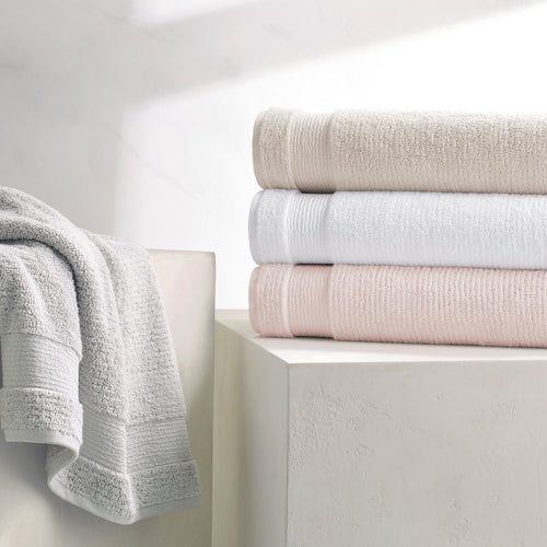 Pergamon Bath Towels