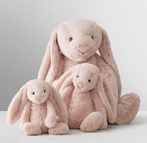 Bashful Blush Bunny Huge