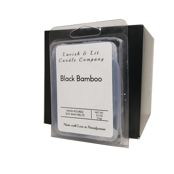 Black Bamboo - Wax Melt