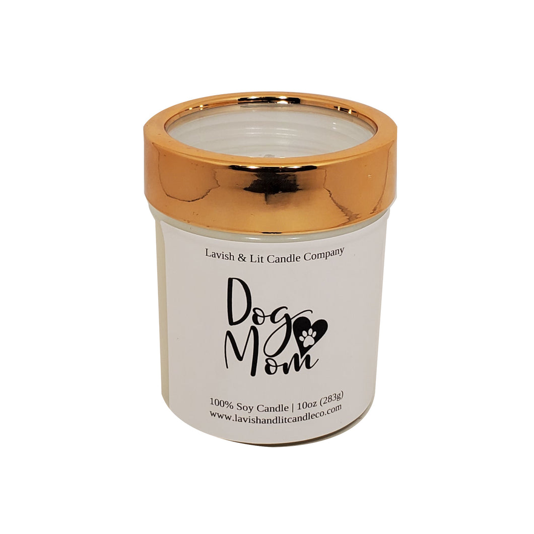 Dog Mom - Scented Candle