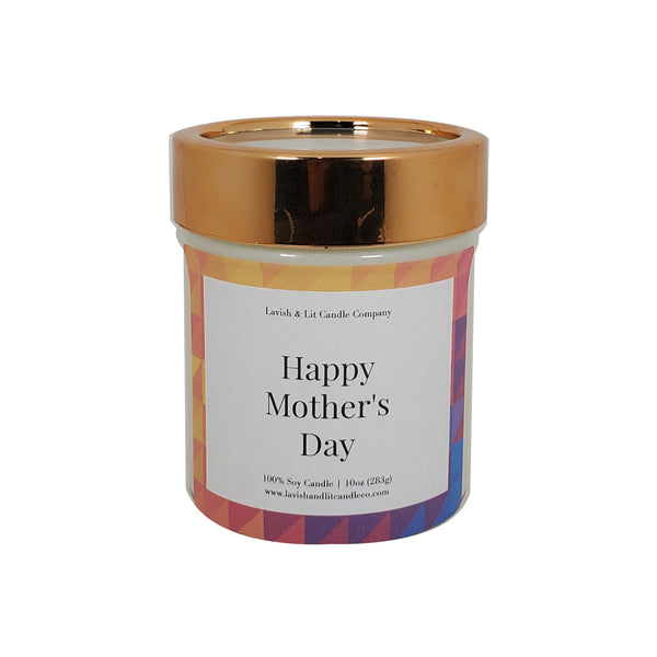 Happy Mother's Day - Scented Candle