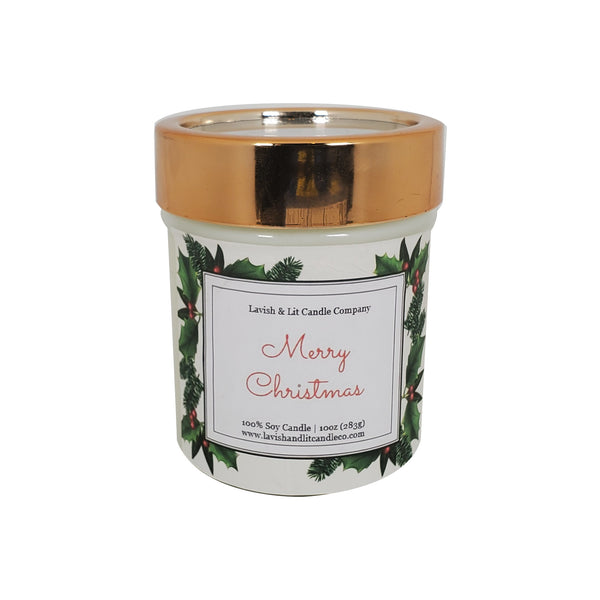 Merry Christmas - Scented Candle