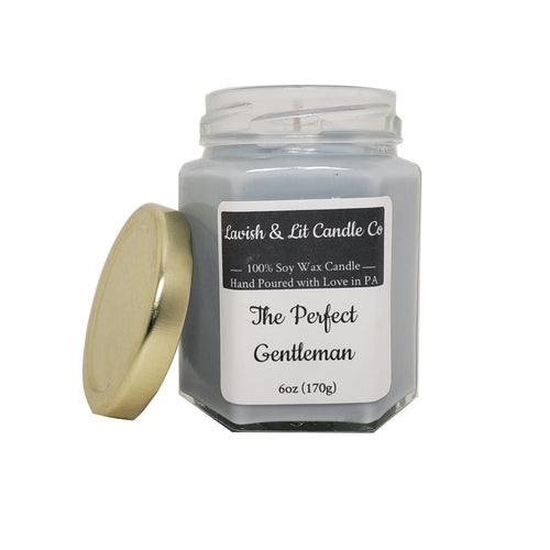 The Perfect Gentleman - Scented Candle