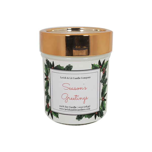 Season's Greetings - Scented Candle