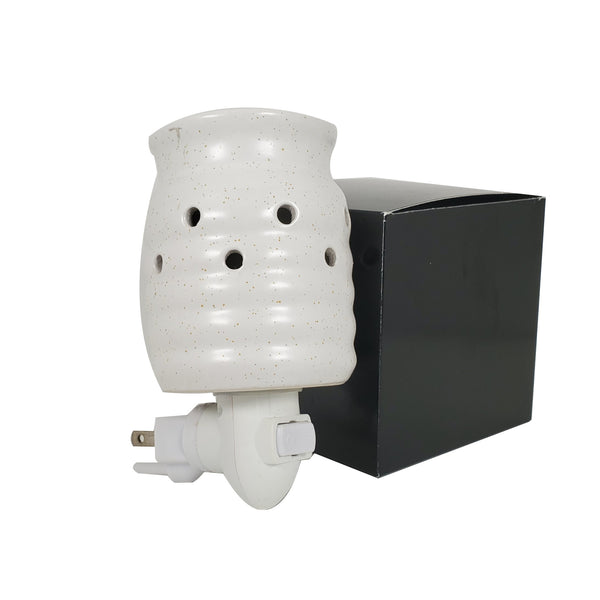 Pluggable Fragrance Warmer - White