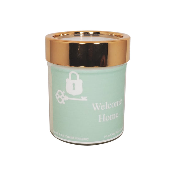 Welcome Home - Scented Candle