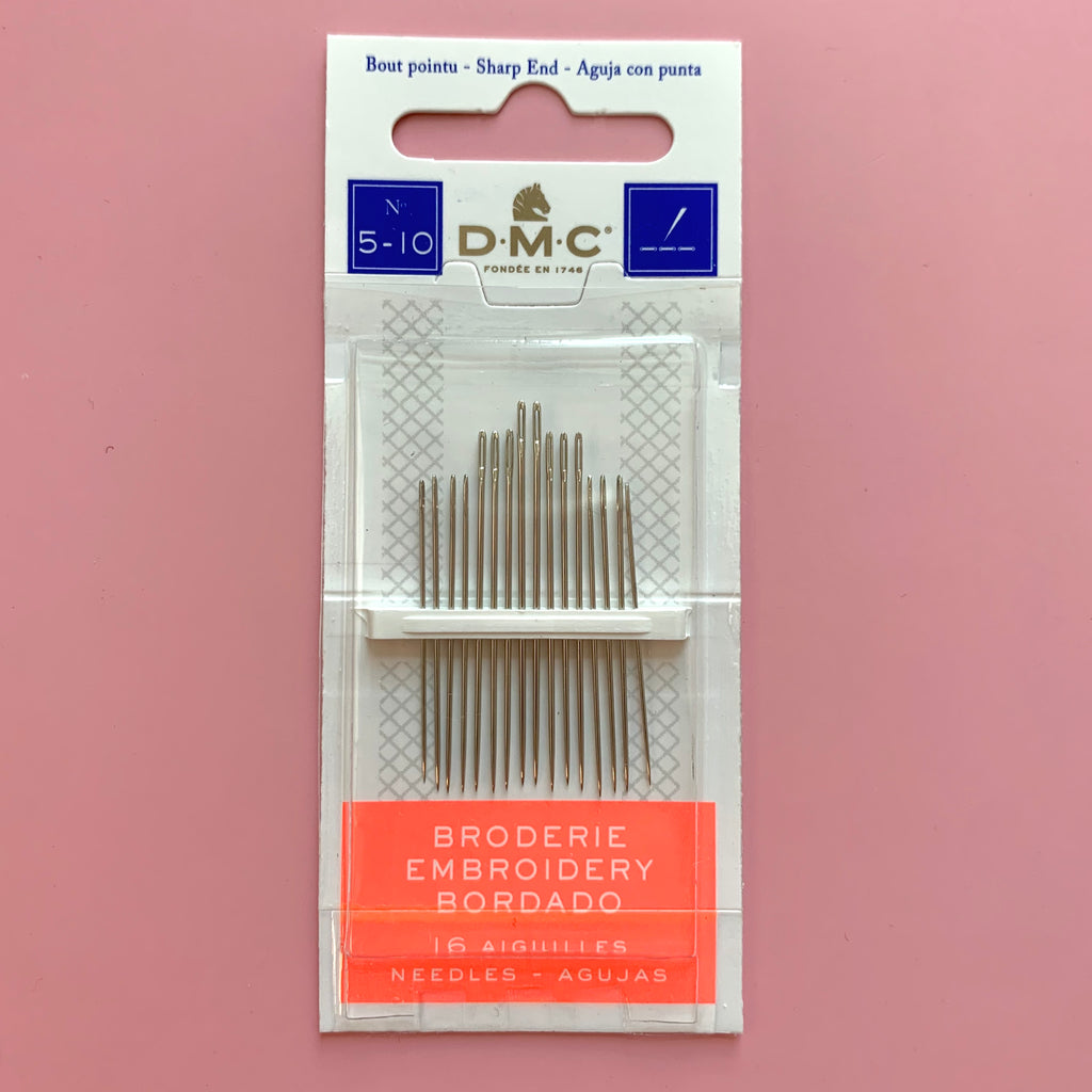 DMC Embroidery Needles