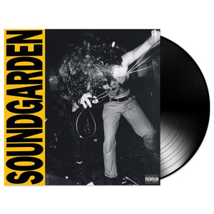Soundgarden Louder Than Love Vinyl