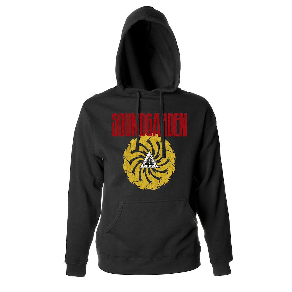 Badmotorfinger Hooded Sweatshirt