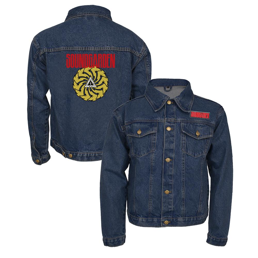 Badmotorfinger Denim Jacket