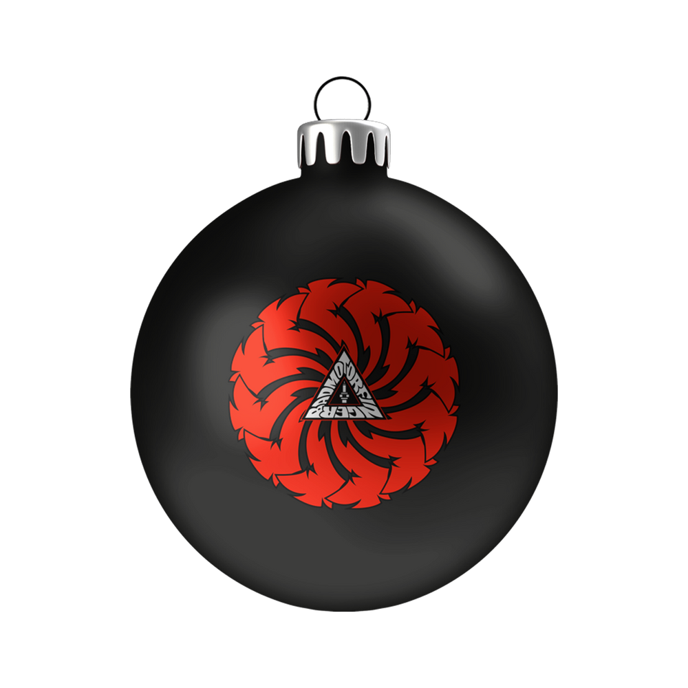 Badmotorfinger Spiral Ornament
