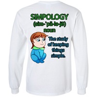 Simpology LS Ultra Cotton T-Shirt