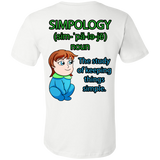 Simpology Youth Jersey Short Sleeve T-Shirt