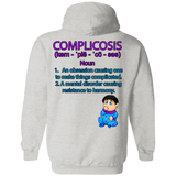 Complicosis Pullover Hoodie 8 oz.