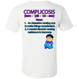 Complicosis Youth Jersey Short Sleeve T-Shirt