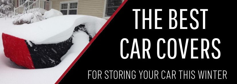What Car Cover Should You Be Using This Winter?