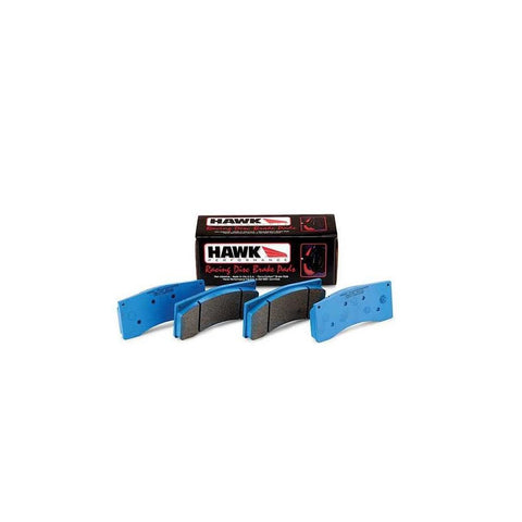 1997-2013 C5, C6 Corvette Hawk Blue Race Brake Pads-Brake Pads-Hawk Performance