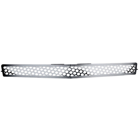 Corvette Front Lower Grille - Polished Matrix Style : 2005-2013 C6