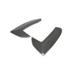 C8 Corvette Z51 Carbon Fiber Rear Side Scoop Trim