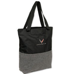 C8 Corvette Convertible Tote Bag - Black