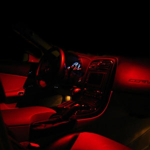 C6 Corvette - Map Light LED : 2005-2013 C6, Z06, ZR1, Grand Sport-Interior Lights-Custom LED Lighting