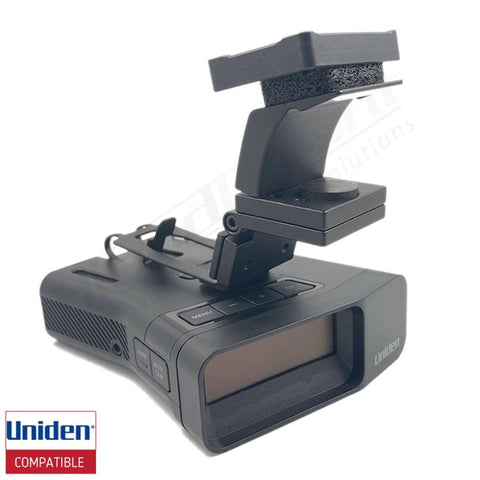 C6 Corvette Radar Detector Mount for Uniden R7, Specialty 2006 Series-Misc Interior-AM Merchandising