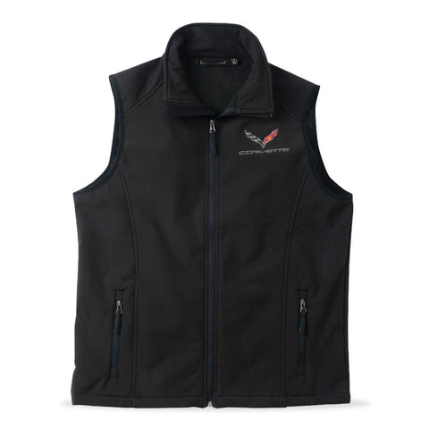 C7 Corvette Embroidered Workwear Vest-Jackets-Ralph White Merchandising