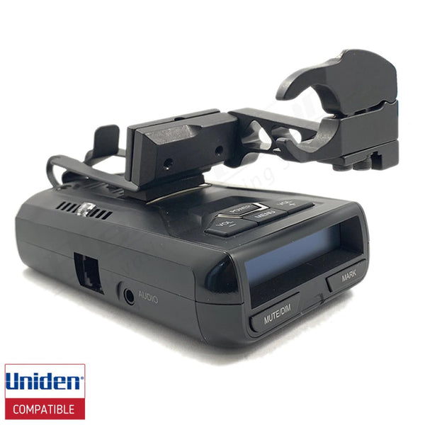C7 Corvette Radar Detector Mount for Uniden R1/R3, DFR8/DFR9-Misc Interior-AM Merchandising