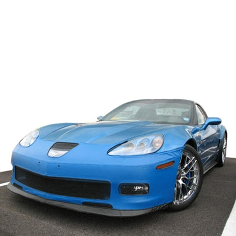 Corvette Bra - SpeedLingerie - Color Matched - NO License Plate Pocket : 2009-2013 C6 ZR1-Bra & Mask-Speed Lingerie