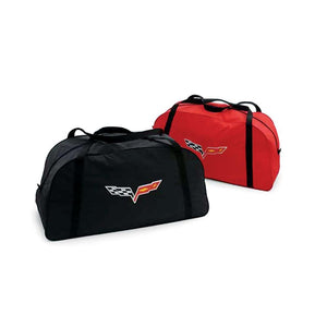 Corvette Car Cover Storage Bag w/ Emblem : 2005-2013 C6-Car Covers-General Motors