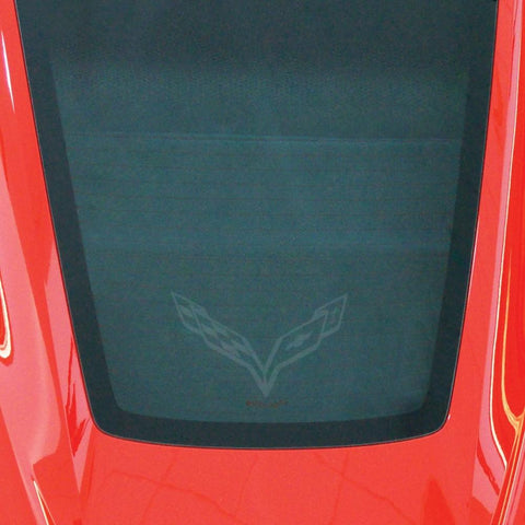 Corvette Cargo Shade : C7 Stingray, Z51, Z06, Grand Sport-Cargo Shade-Martin Auto Group