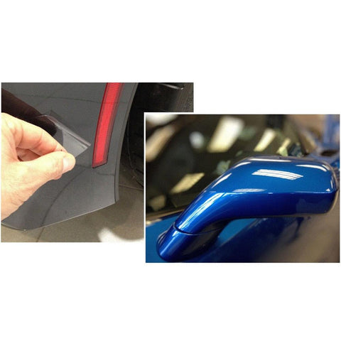 Corvette Cleartastic Fender & Mirror Film Kit - Paint Protection : C7 Stingray, Z51-Exterior Accessories-TKO Performance