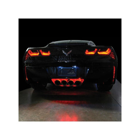 Corvette - Complete Exterior LED Lighting Kit with RGB Bluetooth: C7 Stingray, Z51, Z06, Grand Sport, ZR1-Exterior Lighting Accessories-Custom LED Lighting