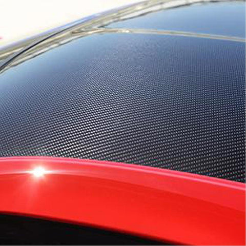 Corvette Coupe Roof Panel - Carbon-Fiber with Body-Colored Sides : C7 Stingray, Z51, Z06-Roof Panel-General Motors