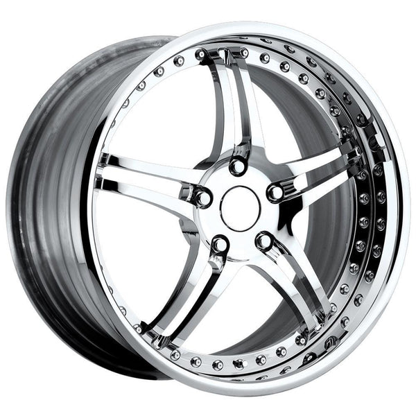 Corvette Custom Wheels - WCC 946 Forged Series : Chrome-Custom Wheels-SR1 Performance