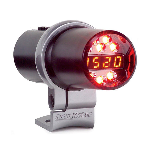 Corvette DPSS Shift Light - Auto Meter - 0-16,000 RPM - Black : Level 3-Performance Parts-AutoMeter