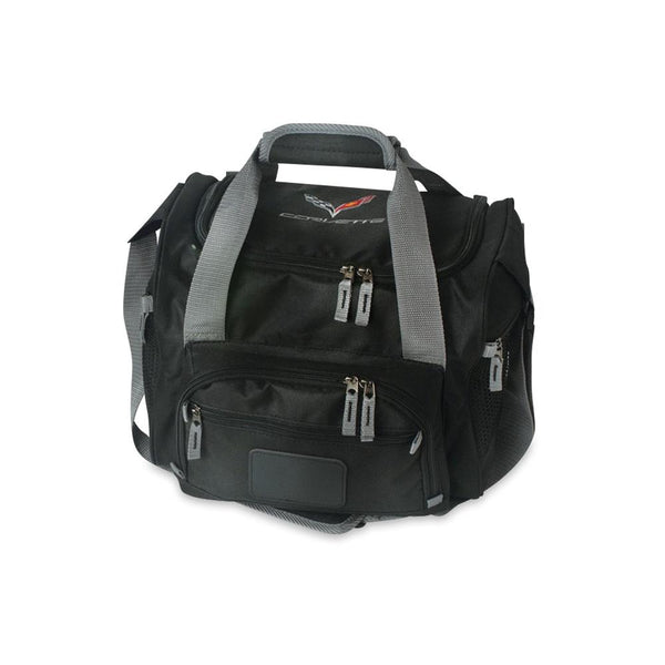 Corvette Embroidered Cooler Bag : C7 Stingray, Z51-Bags & Luggage-Ralph White Merchandising