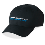 Corvette Hat/Cap - Black : C7 Grand Sport-Hats-Ralph White Merchandising