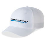 Corvette Hat/Cap - White : C7 Grand Sport-Hats-Ralph White Merchandising