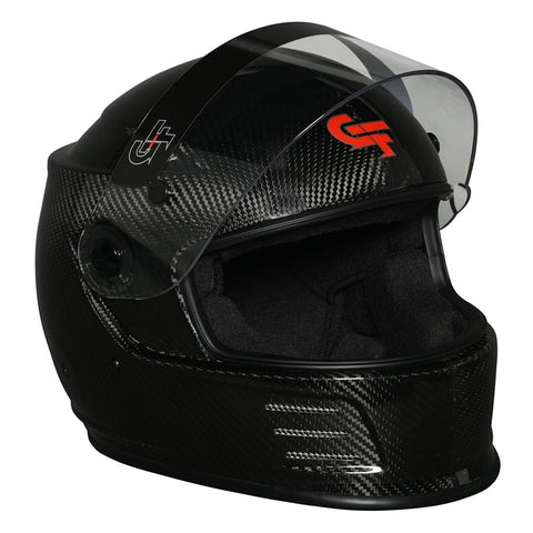 Corvette REVO Carbon Full Face SA2015 Helmet - G-Force Racing-Hats-G-Force Racing