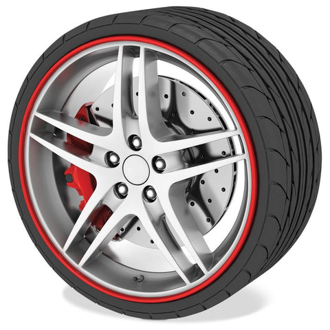 Corvette RimSavers Wheel Rim Protectors and Accent Trim-Wheel & Tire Parts-West Coast Corvettes