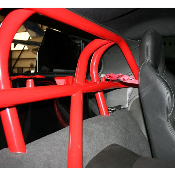 Corvette Roll Bar - NHRA/SCCA/NASA Legal : 2005-2013 C6 Convertible-Safety-West Coast Corvettes