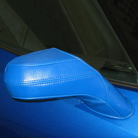 Corvette SpeedLingerie Mirror Covers : C7 Stingray, Z51, Z06, Grand Sport-Bra & Mask-Speed Lingerie