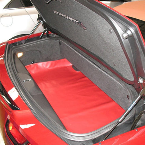 Corvette SpeedLingerie Rear Deck, Cargo, Door, Fender Cover & Trunk Mat : C7 Stingray, Z51, Z06, Grand Sport-Exterior Accessories-Speed Lingerie