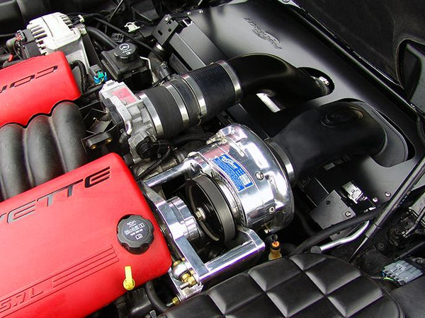 Corvette Supercharger Kit - ProCharger : 1997-2004 C5 & Z06-Superchargers-ProCharger